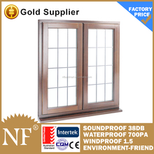 aluminum window assembly