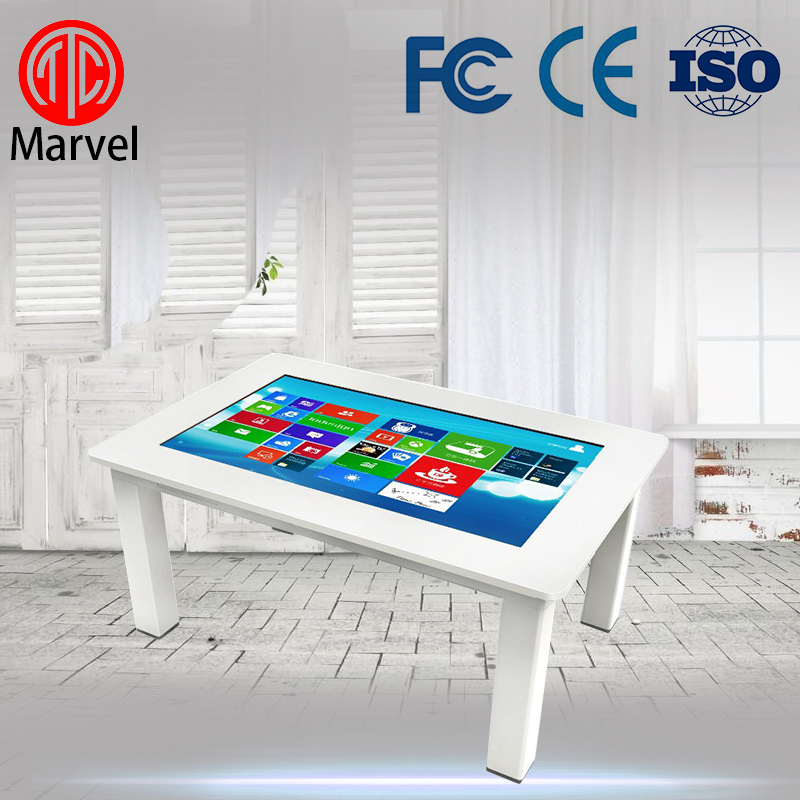 Game table with touch screen High quality Touch Screen Table For Children