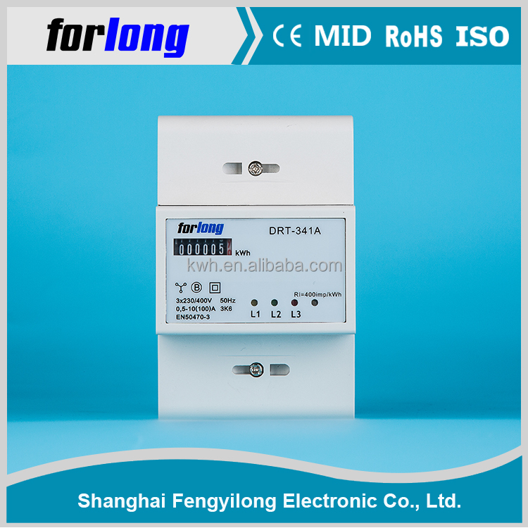 China Leading Manufactory For All Kinds Difference Between Single Phase And Three Phase Energy Meter