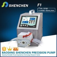 Dispenser measuring pump for liposuction,portable dispensing pump for used water,small flowrate dispensing pump for honey