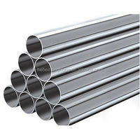 Various size and types of stainless steel pipes, hight quatity