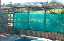 outdoor plastic fence mesh / nets for garden protection