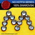 High Quality Swarovski Elements Silver Night (SINI) 20ss Flat Back Crystal Rhinestone
