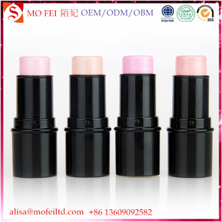 Customized color high quality OEM ODM blusher stick
