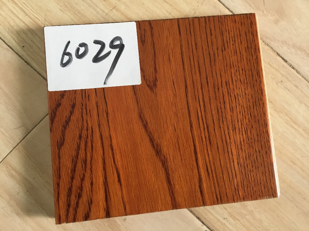 Popular smooth 15mm oak engineered solid wooden flooring