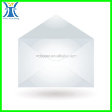 YIwu New Arrivred Fancy Silver Pearlescent Paper Packing Envelopes