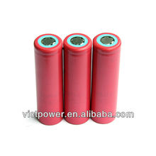 original UR18650ZT 2800mah 3.7v lithium battery cell 18650 battery