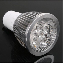 4W 5W GU5.3 LED Spotlight Dimmable GU10 MR16 E27 LED Spot Lights Lamp Bulb White and Warm White