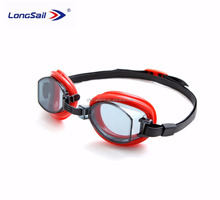 Factory wholesale kids transparent cheapest swimming goggles