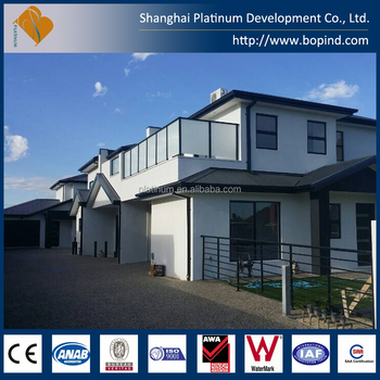 Low Cost Ready Made Steel Structure Prefabricated House