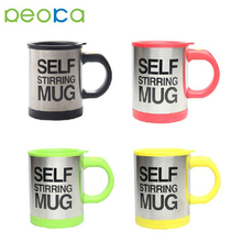 Self Stirring Coffee Mug Self Stirring Electric Stainless Steel Automatic Self Mixing Cup And Mug Cute & Funny Best For Morning