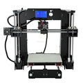 The new high precision small size desktop 3d printer level school education and home useful 3D printer