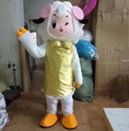 HOLA lady style sheep mascot costume /animal costumes