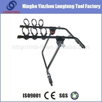 3 bike car bicycle rear rack