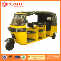 Three Wheel Motorcycles Electric Rickshaw With Roof