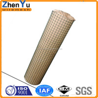 pvc coated/galvanized /stainless steel welded mesh price 10x10 (factory,low price)