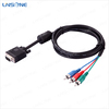 Magnet ring rca to vga 3+6 cable