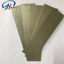 Stock for high strength gr5 titanium zinc sheet price per gram