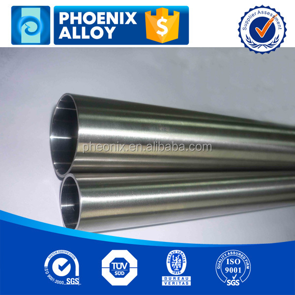 nickel alloy ASTM B775 stainless pipe made in china