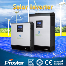 best quality 5kva solar hybrid inverter with built-in MPPT solar charge controller