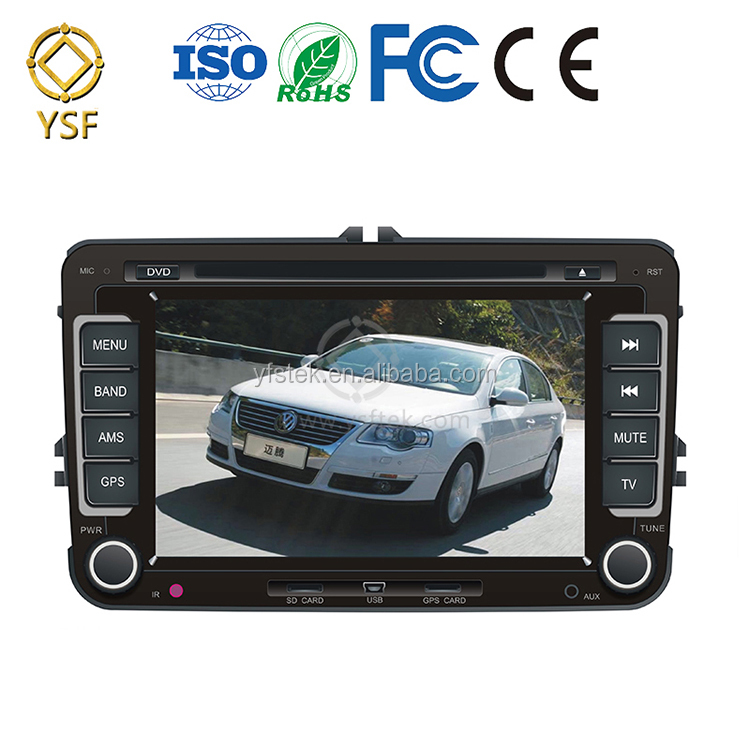 OEM order 7inch vision capacitive touch screen Android CAR DVD player for VW Volkswagen Seat