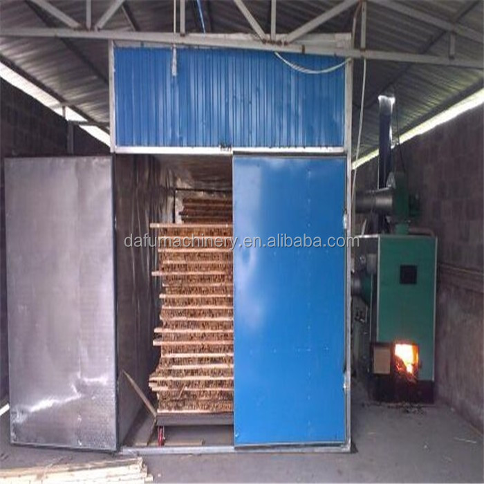Wood seasoning kiln , lumber drying chamber for sale