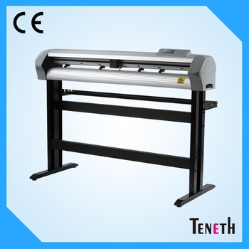 Factory sell ! Dgi USB ARM vinyl cutting plotter TK1350 for sale