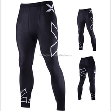 The new fashion leisure speed dry slim running pants men