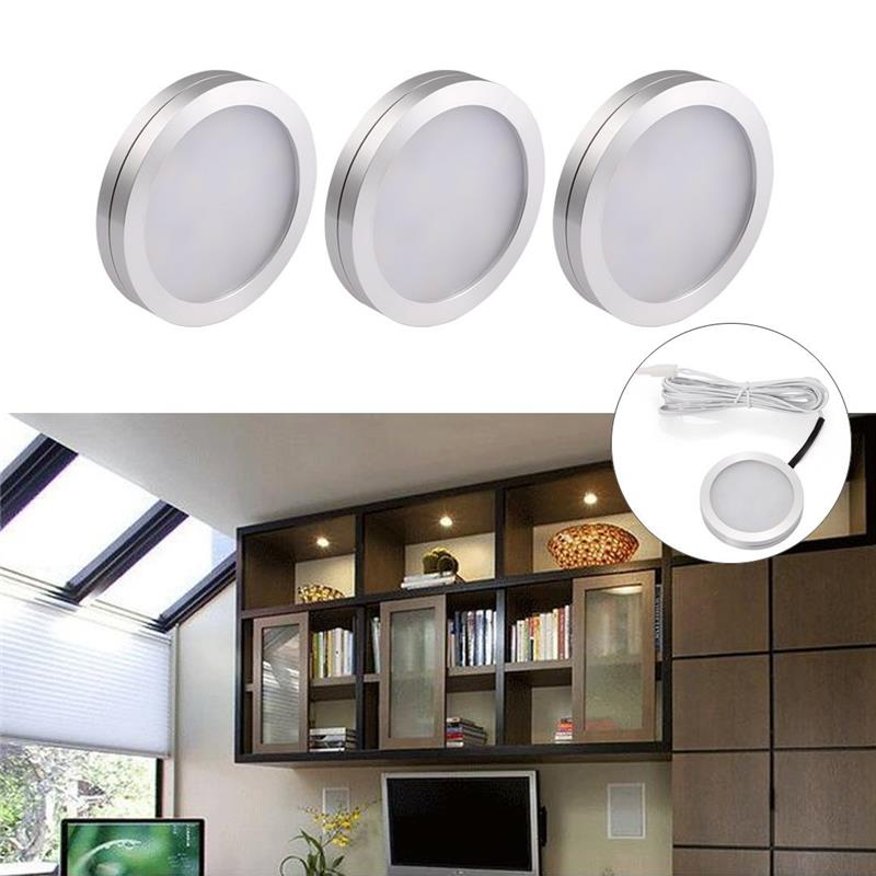 UL listed ningbo kitchen 12V touch switch and dimmer LED cabinet light
