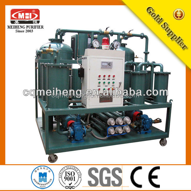 Dyj Affordable Waste Motor Oil Recycling Machine Price