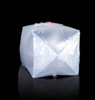 Hot Sales 1000L IBC Non-food grade valve liner bag for IBC liquid lube oil glycerol packing