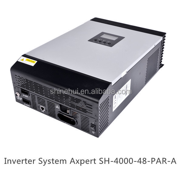 4KW off grid solar power system,inverter system for home