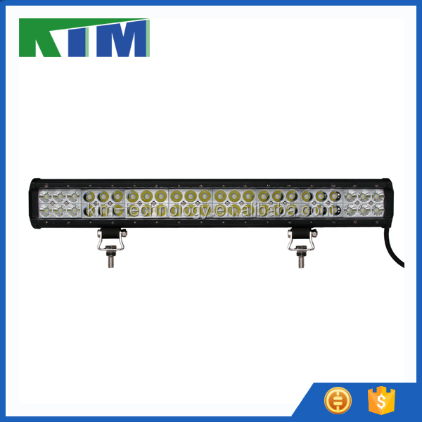 "9-32V DC 5W each 50"" 240W auto electrical system LED driving led light bar for ATV car"