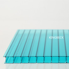 Colored large plastic polycarbonate roof sheets/plastic roofing sheet for shed