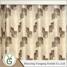 Yungang textile Factory wholesale Fashion drapes and curtains cheap
