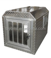 Hot Sale Large Safty Aluminum Folding Dog Cage Pet Cage