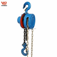 2T hand chain hoist block