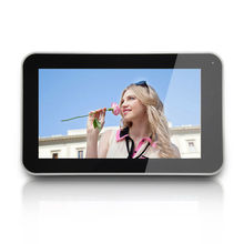 7inch Allwinner A13 1Hz Chip tablet pc RAM DDR3 512MB with CE RoHS certificate