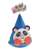 wholesale birthday party favors EVA foam party hat