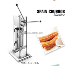 Stainless Steel 7L churro filler machine,machine to make churro for sale