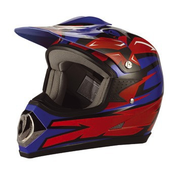 Mens Motorcycle helmet with communication---ECE/DOT Approved
