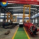 Hydraulic Vessel Iron Dredge Boat River Dredging Sand Dredger Float