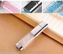 Crystal USB 2.0 Memory Stick Flash Pen Drive 4GB 8GB 16GB 32GB