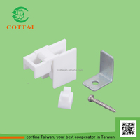 COTTAI vertical blinds accessories cord drive runner