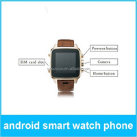 2015 New Arrival 3G Dual Core GPS Android4.2 Smart Watch Mobile Phone