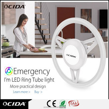 isolate driver ring tube ttube8 led light tube 18w 4ft