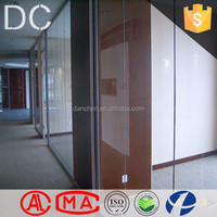 Made in China brand office furniture 84 denier Chen steel sheet glass partition of the office staff high cubicle glass fixed sou