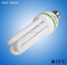 3u fluoresent light tube 30w e27 energy saving lamp