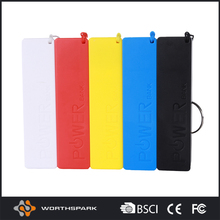 New products 2016 innovative product new design portable power bank for netbook