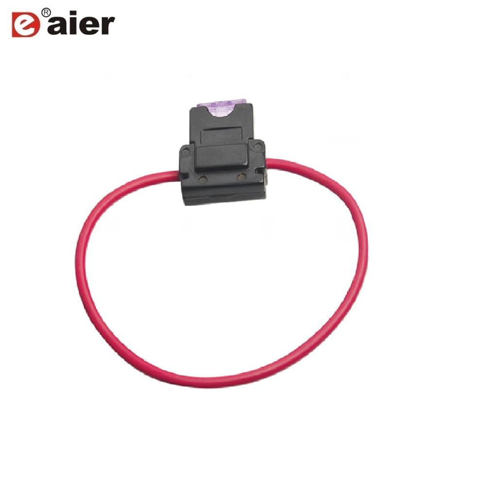Wholesale Red Fuse Holder Online Buy Best From Addacircuit Mini Blade 20amp Auto Car Medium